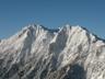 権現岳と旭岳をもう一枚
