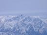 頂上からの立山・剱方面