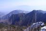 靄がかってきた八ヶ岳