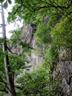 P2南面岩壁