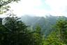 徐々に南八ヶ岳の主稜線が見えてきた