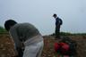 はい、阿弥陀山頂に着きました