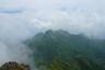 権現とその周辺の山々
