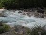 高瀬川の流れ