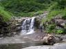 東ゼンとの出合の滝