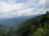 大源太山と勘違いしていた足拍子岳から蓬峠への山並み