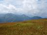 檜倉山山頂手前より大源太山