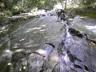 20mスラブ滝の一条クラックをノーザイルで