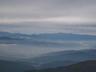 仙丈からの北アルプス