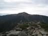 栗沢山からの仙丈ヶ岳