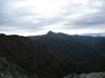 栗沢山からの北岳