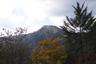 高石山展望台より大岳山