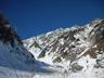 大雪渓下部
