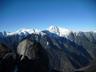間ノ岳と北岳