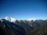 北岳と仙丈ヶ岳