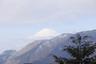 左手に富士山が見えてきた