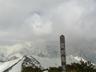 荒沢岳山頂から、絶景1