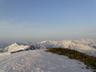 兎岳から丹後山方面を望む
