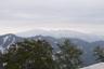 目標の浅草岳