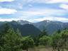 夜叉神峠からの山並み