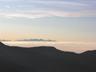 雲海に浮かぶ八ヶ岳