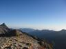 中岳より後立山