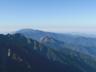 中岳より焼岳
