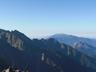 中岳より西穂