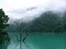 高瀬ダム湖畔