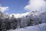横岳の峰々