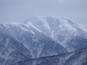 ひと際大きい中津川山