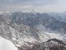 中津川山遠望