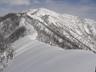 阿寺山への西稜