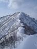 高倉山への西稜