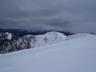 阿能川岳頂稜と三岩山
