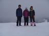 阿能川岳山頂にて