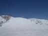 小日向ノコルから双子尾根へ登る登山者たち