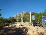 石の鳥居跡